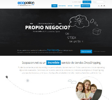 ecoproductos dropshipping