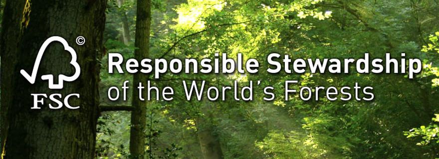 certificadora madera sostenible fsc