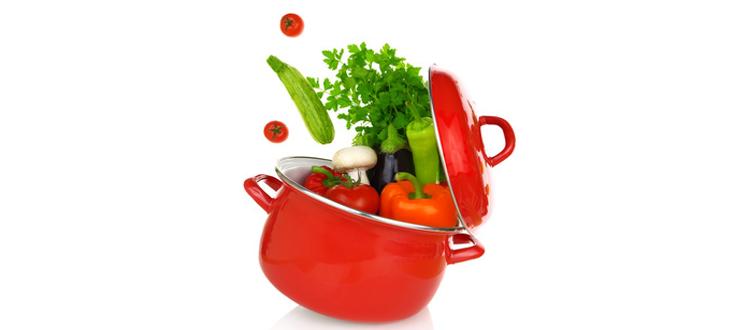 Utensilios de cocina ecol gicos menaje cocina sana for Elemento de cocina negro